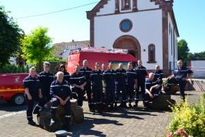 Inscription concours sapeur pompier volontaire